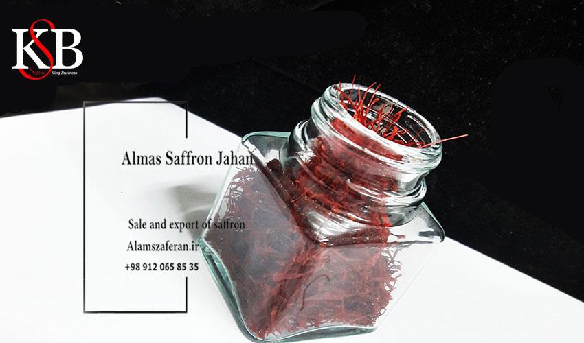 بهترین زعفران ممتاز قاینات برای صادرات زعفران