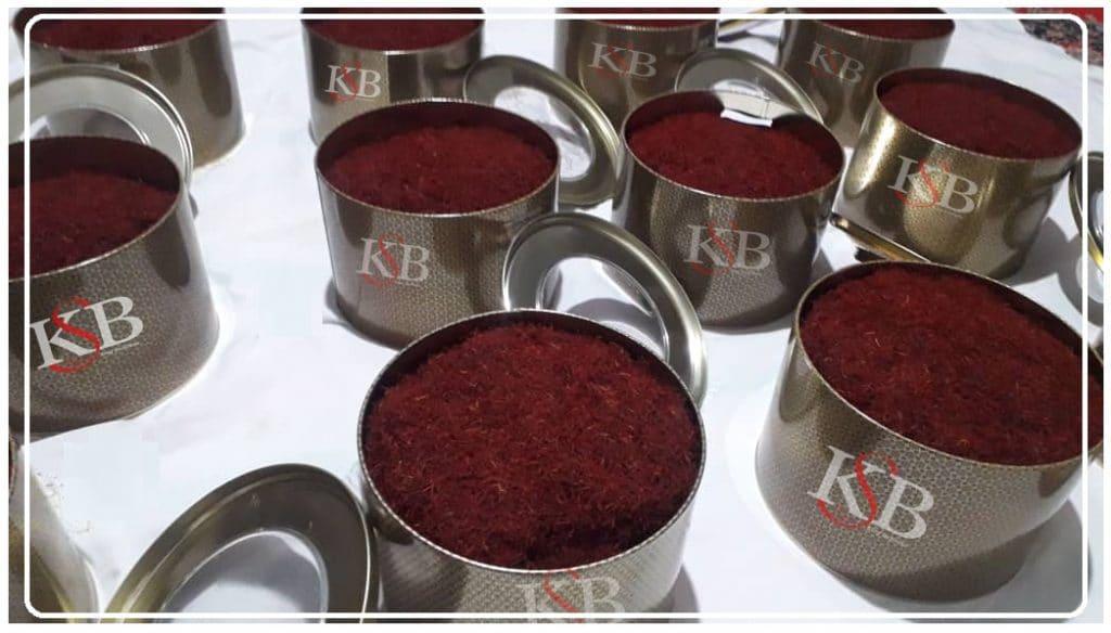 بهترین قیمت زعفران صادراتی نگین چند است؟