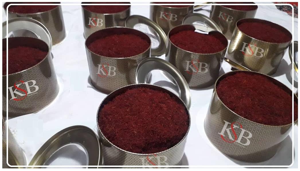لیست قیمت زعفران در بازار