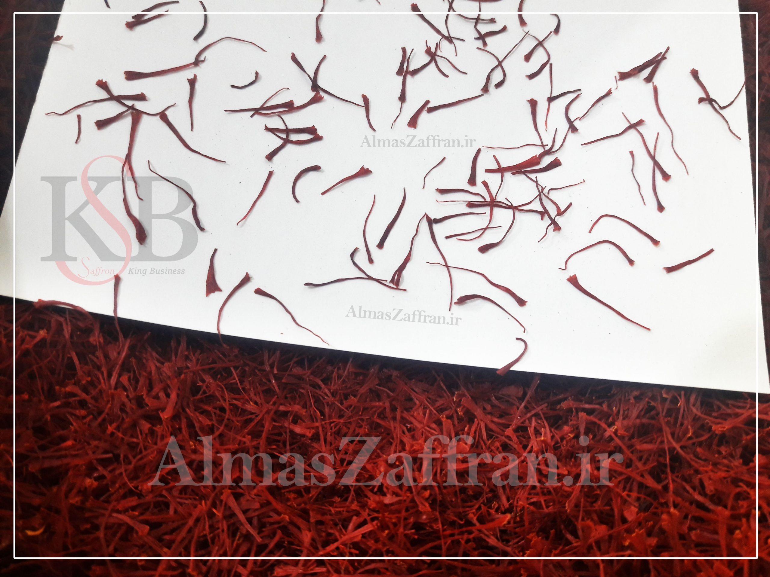 صادرات زعفران به کشورهای عربی
