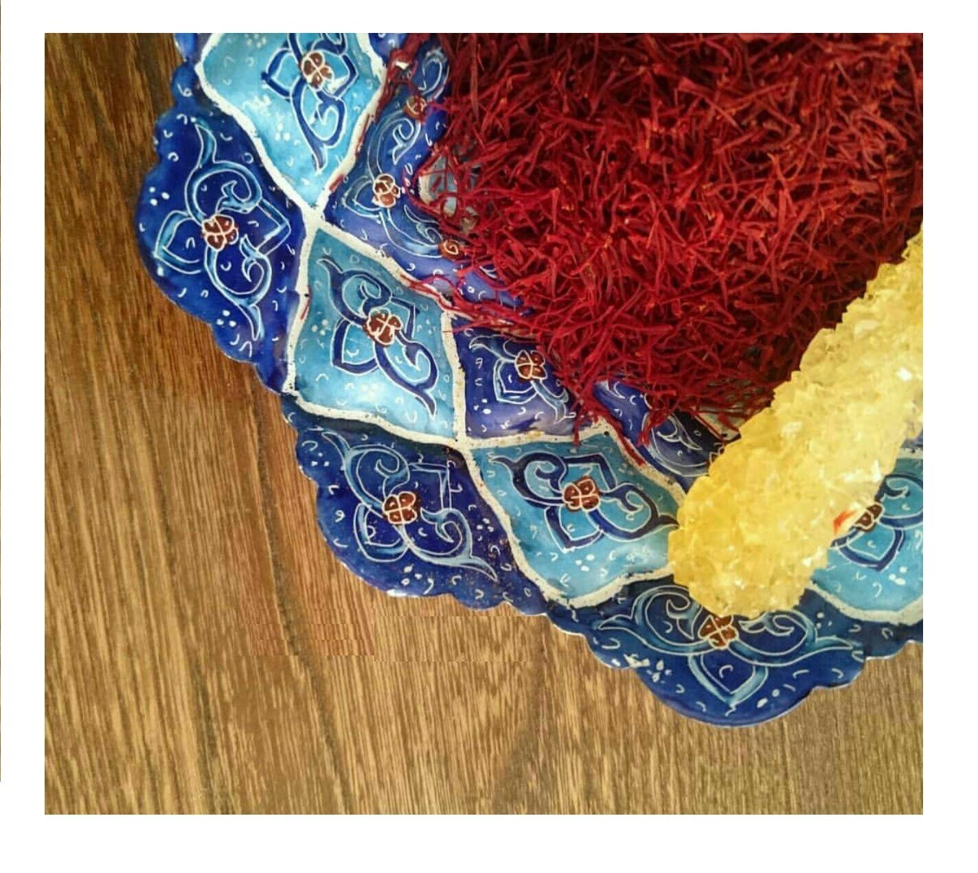 صادرات زعفران به عمان چقدر است؟