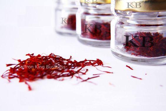 Who buys saffron?