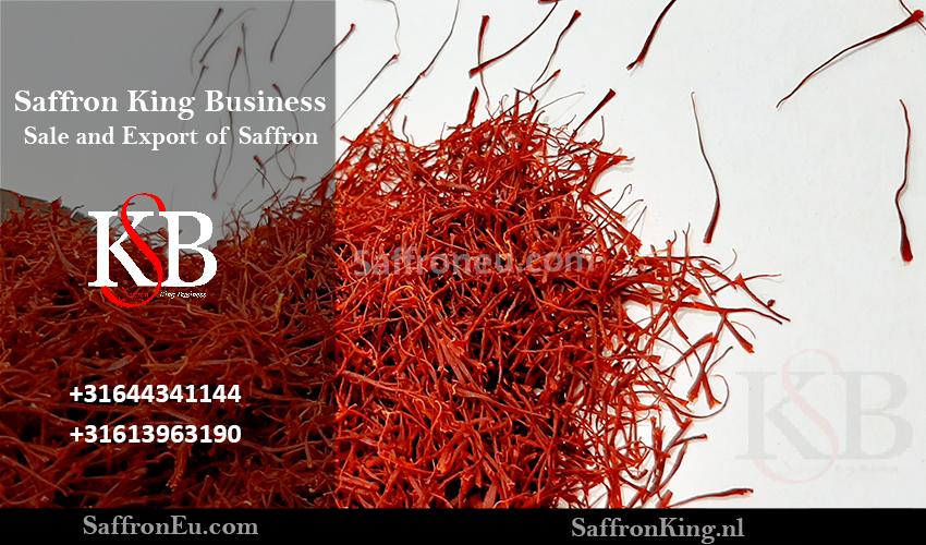 صادرات زعفران به سراسر جهان