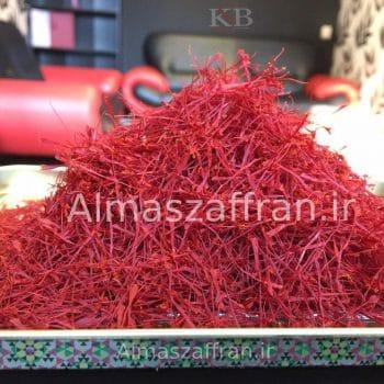فروش زعفران در کشورهای عربی