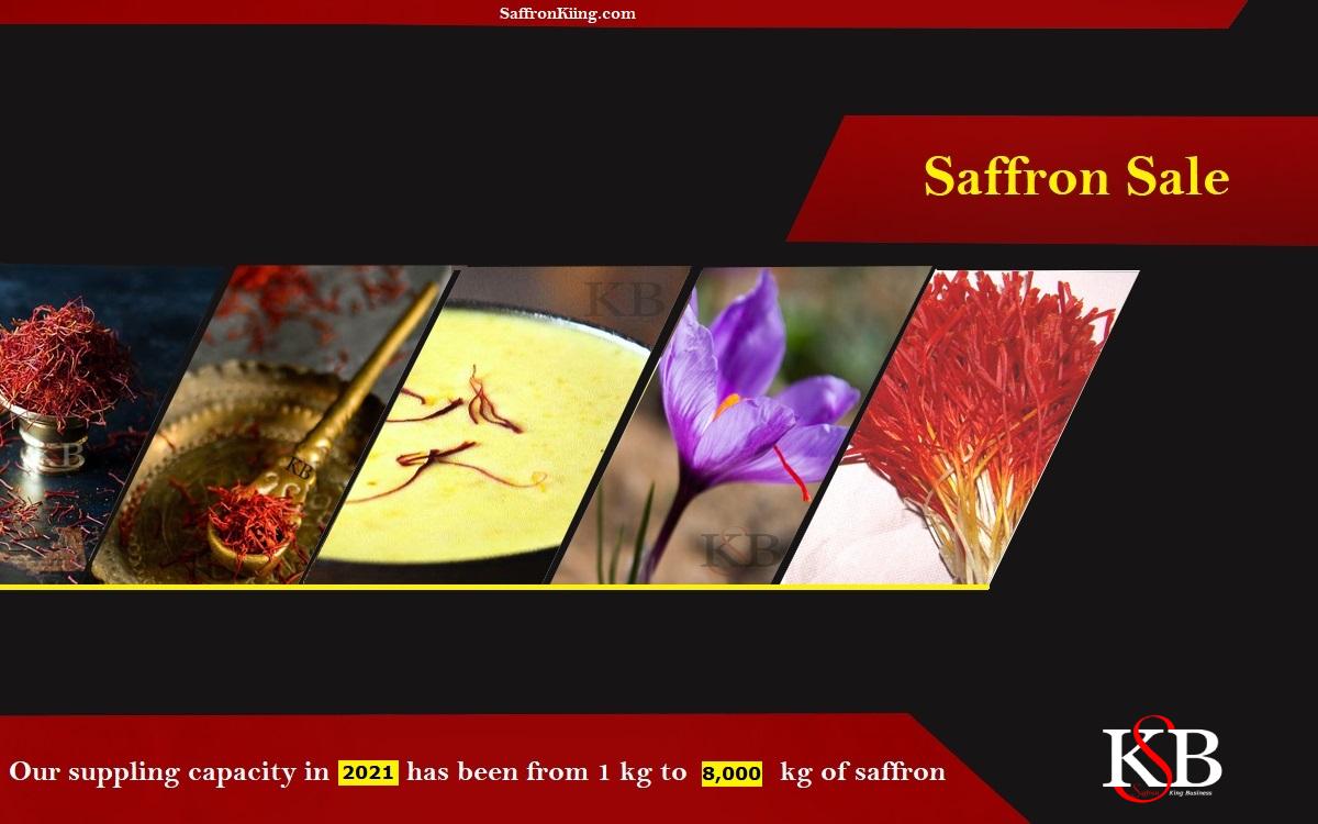 شرکت جهانی Saffron King