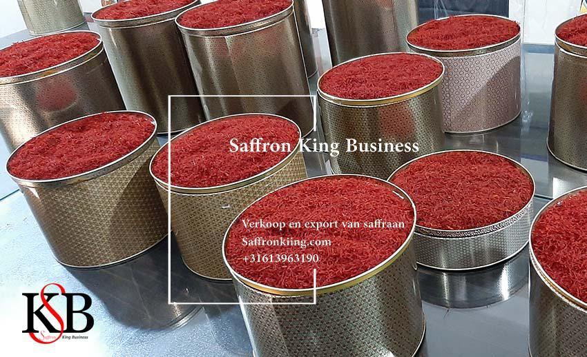 عمده فروشی زعفران صادراتی