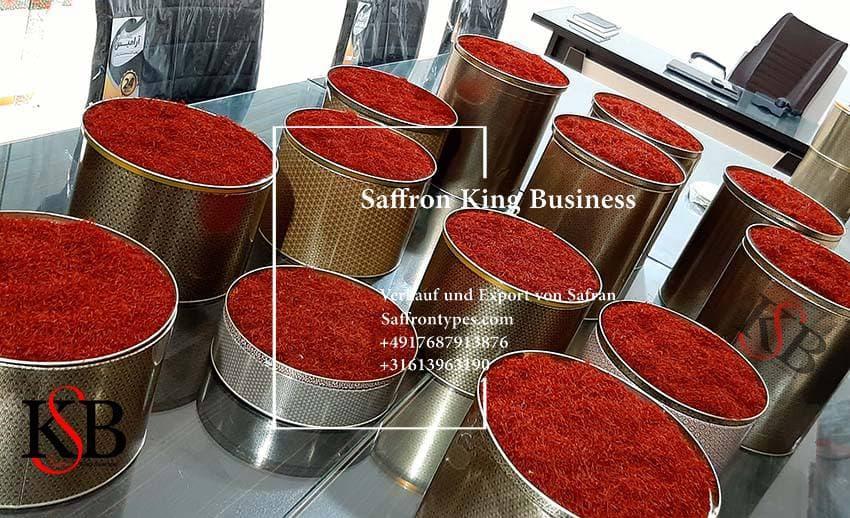 عمده فروشی زعفران قاینات